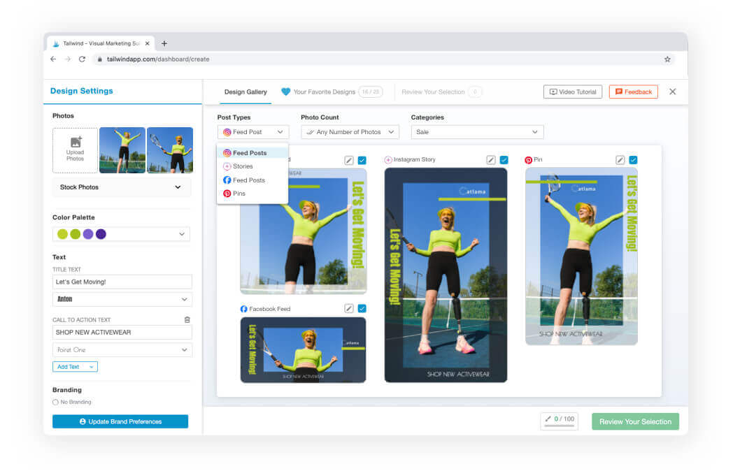 Tailwind: #1 Pinterest & Instagram Scheduler and Analytics Tool