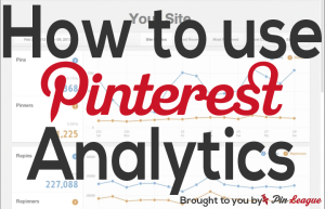 How to use Pinterest's New Analytics