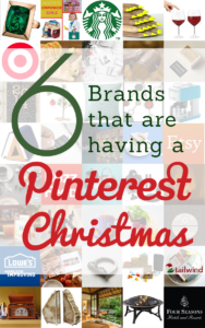 6 Brands That Are Having A Pinterest Christmas