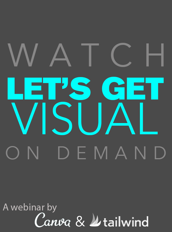 Watch Let's Get Visual On Demand!