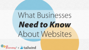 What Businesses Need to Know About Websites
