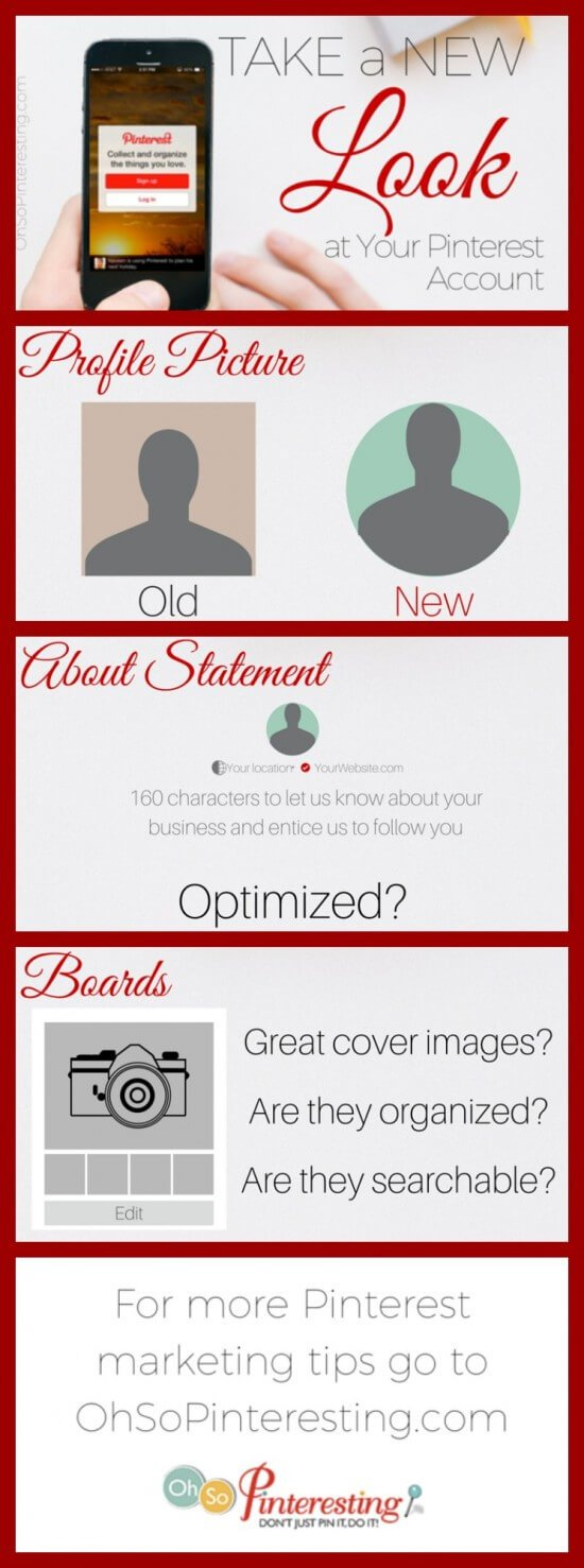 Pinterest for Business Profile Tips