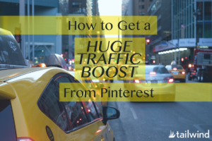 How to Get a Huge Traffic Boost From Pinterest FB