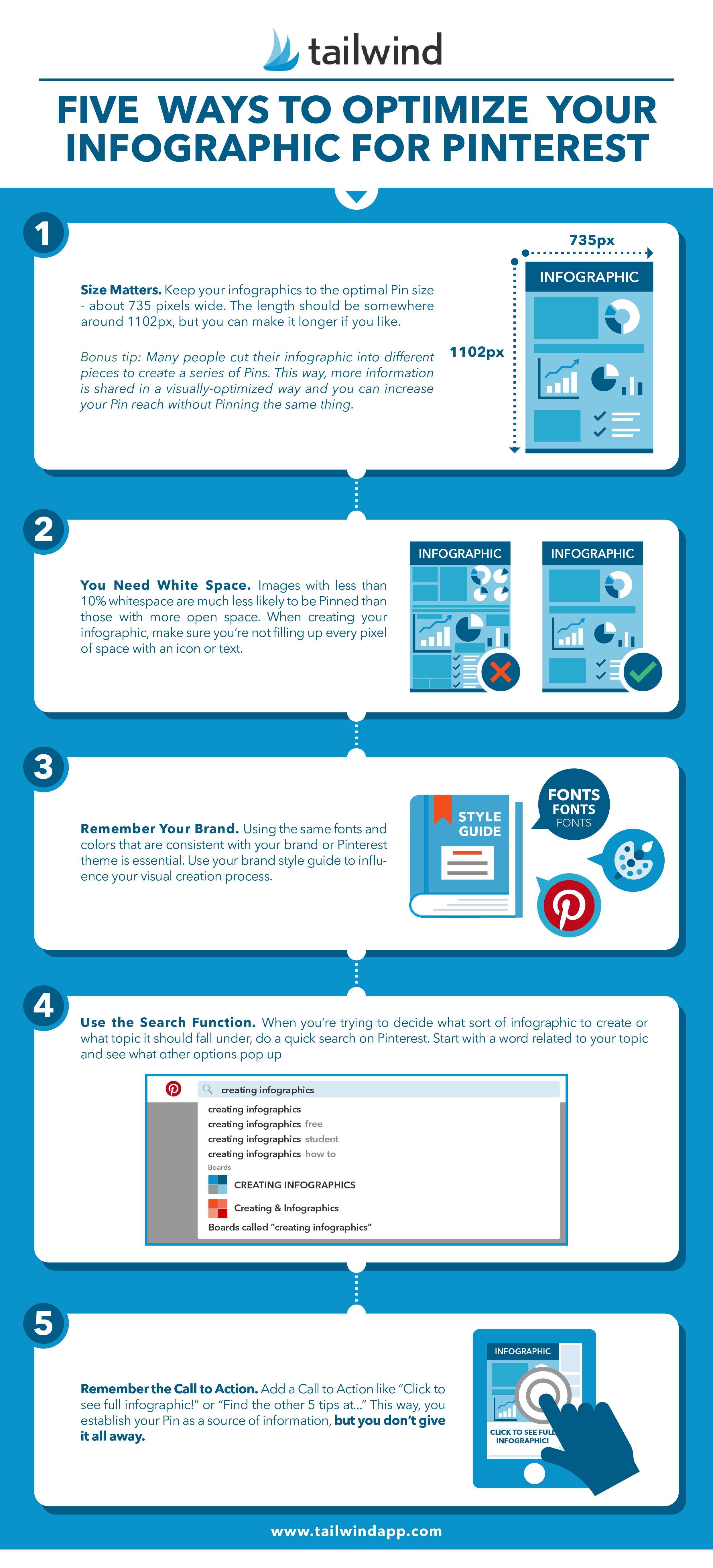 Boost blog traffic with Infographics
