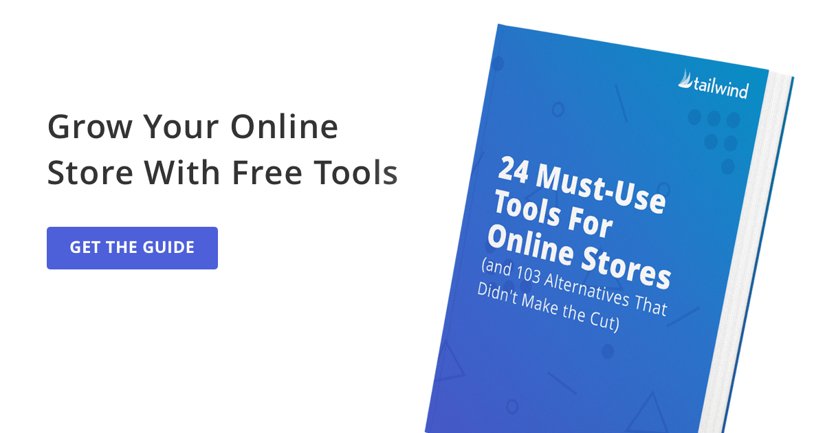 We Analyzed 127 Ecommerce Tools (And Picked the 24 You Should Use in 2018)