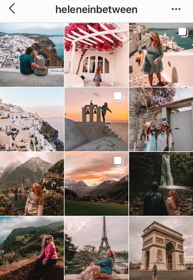 20 Best Instagram Theme Ideas In 2020 How To Create Them Tailwind App