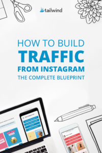 How to Build Traffic From Instagram - The Complete Blueprint - Driving traffic from Instagram just got a lot easier! Read this complete guide on how to drive traffic - and the tools you need to do it.