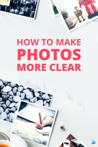Looking for the right app to unblur and sharpen your iPhone photos? Here's our list of recommended apps, with before & after photos, for fixing blurry photos! #photoediting #blurryphoto