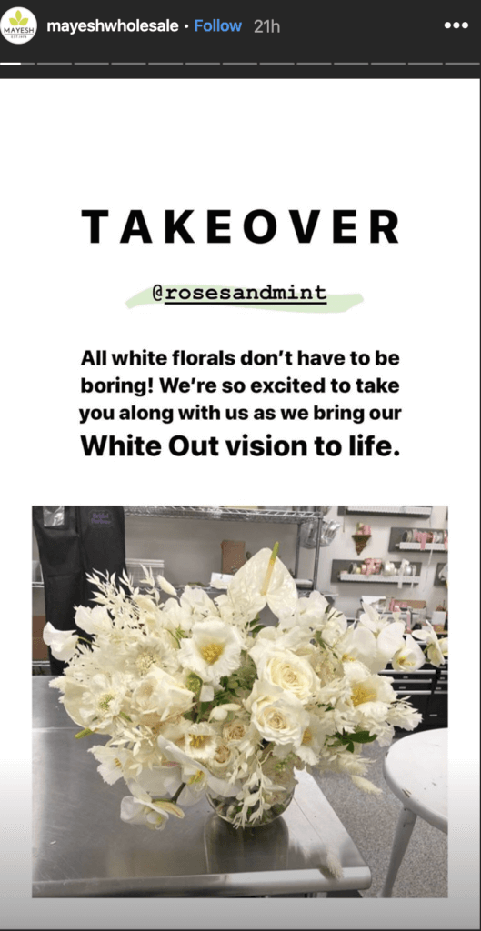 how to do an instagram takeover with creators