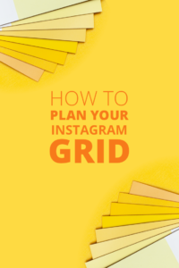 Ready to make random Instagram content a thing of the past? Use our tips and expert recommendations to plan your Instagram grid like a pro! #instagramgridplan #instagramlayout
