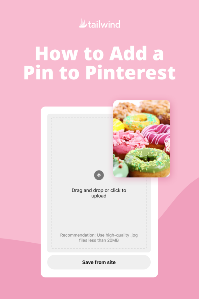 How to Add a Pinterest Pin