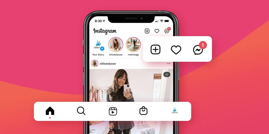 Instagram's New Layout