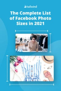 Facebook is the largest social media platform out there. Here's the complete guide to Facebook image sizes so that you can create stunning posts for it in 2021.