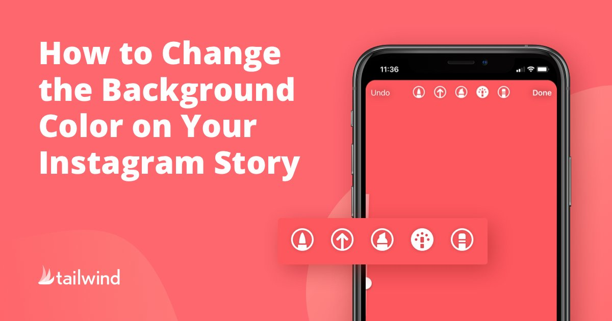 How to Change the Background Color on Your Instagram Story