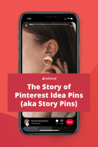 Pinterest Idea Pins (formerly called Story Pins) are now available on Pinterest. Read about the change and what else Pinterest is doing to support Creators!