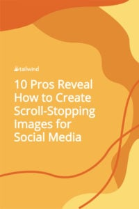 Want scroll-stopping images on your social accounts? 10 pro designers and marketers reveal what works best to boost image engagement and clicks.
