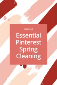 Wondering if it's time to give your Pinterest profile a tune-up? Gabby Pinkerton joins us to talk about the right moves to make to freshen things up!