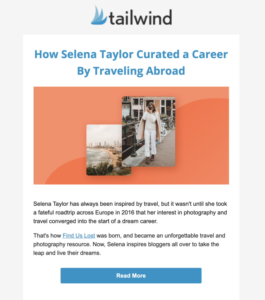 Is Email Marketing Worth it blog post image Tailwind newsletter